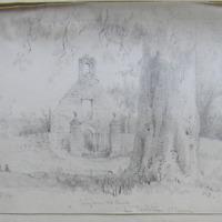 Derryloran old Church, Cookstown, Co. Tyrone, Sept: 14: 1839