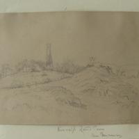 Kinneigh Round Tower near Dunmanway