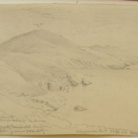 Carrignanean Point. Sheet 54.2-4. Kerry. E of Minard. Acres Hill