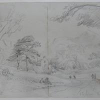 June 1855; ?Clonbreen, Killarney