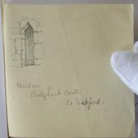 Window Ballyhack Castle Co. Wexford