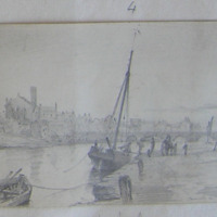 Carrick on Suir [quay, bridge, Franciscan Friary]