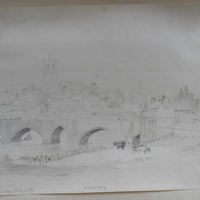 Chester; Chester from the Hambridge field