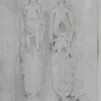 For Edmond Golding; Drogheda Church, Meath; Cadavre
