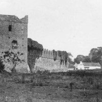 Swords Castle, Swords, Co. Dublin