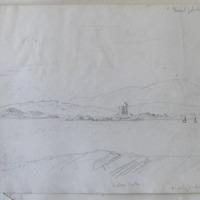 Kilcoe Castle, Roaring Water Bay; v Mount Gabriel