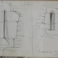 Ballycloughy Castle, Co. Waterford near Carrick [window loops]