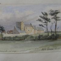 Hill Town Castle, near Carrick, Co. Wex.; Oct 1849