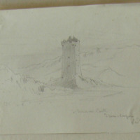 Donovan's Castle Drumaleague Nov 1853