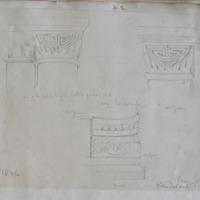 Priory of St Saviour Glendalough. October 1842