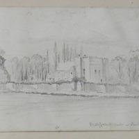 Ballyfermot Castle and Church