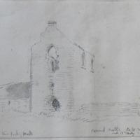 Carrick Castle Co. W. Meath near Ballinalack. Sheet 11/2. July 1864