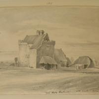 Old castle near Drogheda. Vide Hall's Ireland