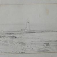 Hook light House, the Tower anglo Norman, Co. Wexford