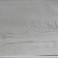 Bective Abbey on the Boyne