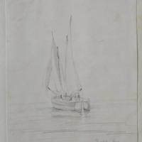 Dublin Bay [fishing smack]