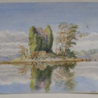 Crover Castle Lough Sheelin
