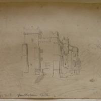 Trimblestown Castle Co. Meath. Near Trim