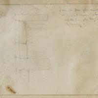 Jamb of the door of the ancient church of Monasterboice… long and short masonry