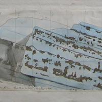 Upper Limestone at Taur. Sheet 13.4 Co. Cork. N of Newmarket. No. 1