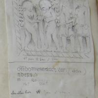 Monasterboice 28 Sept 1866 [High Cross panel]. OrdoMuiredach…