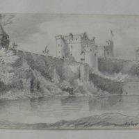 Cahir Castle Co. Tipperary